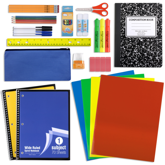 School Supplies Kit 2